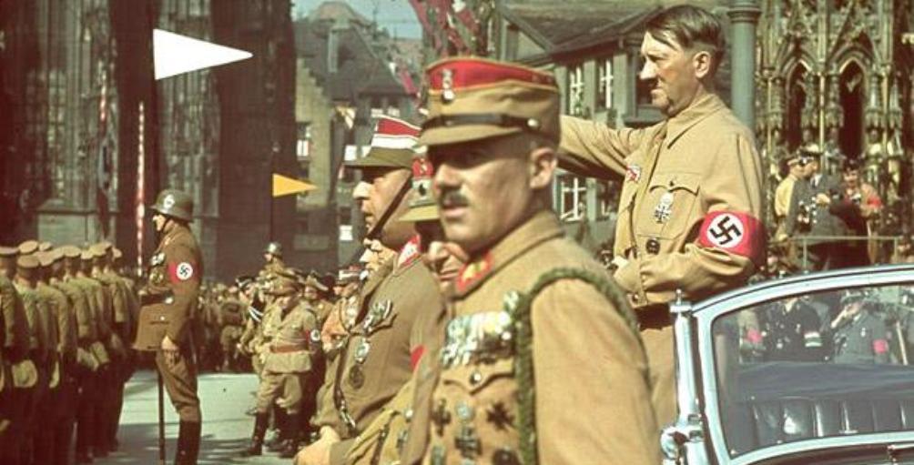 Adolf Hitler. Sus años ocultos