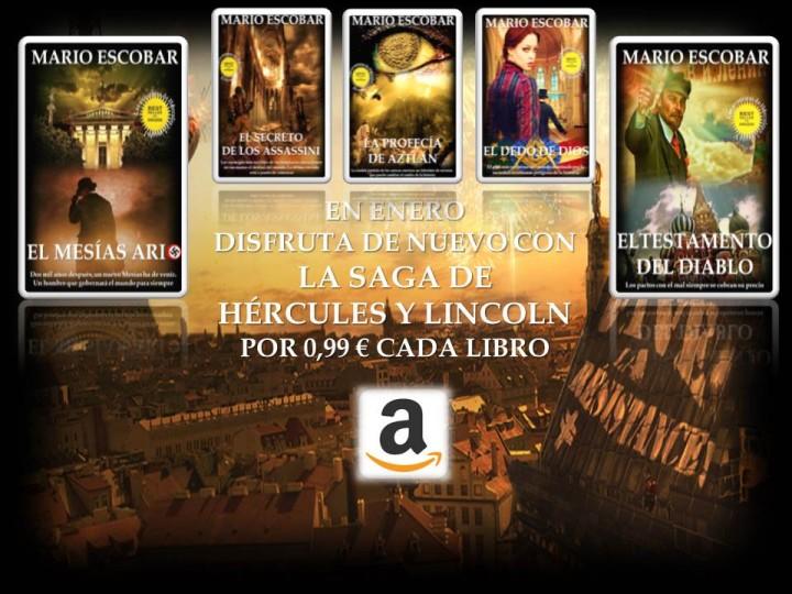 Saga Hércules y Lincoln