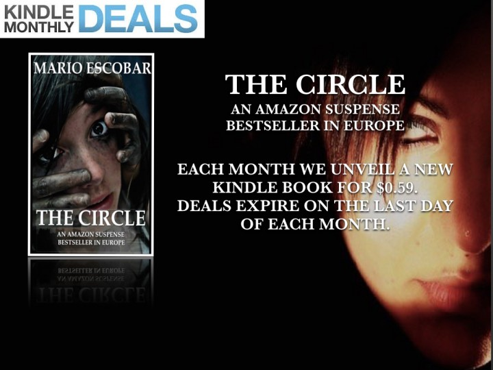 The Circle Promotion Kindle Monthly Deals