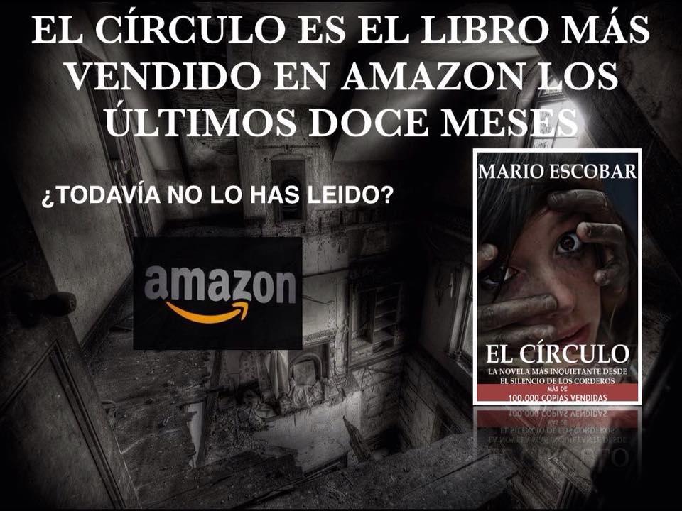 El Círculo es el libro más vendido en digital en los últimos doce meses