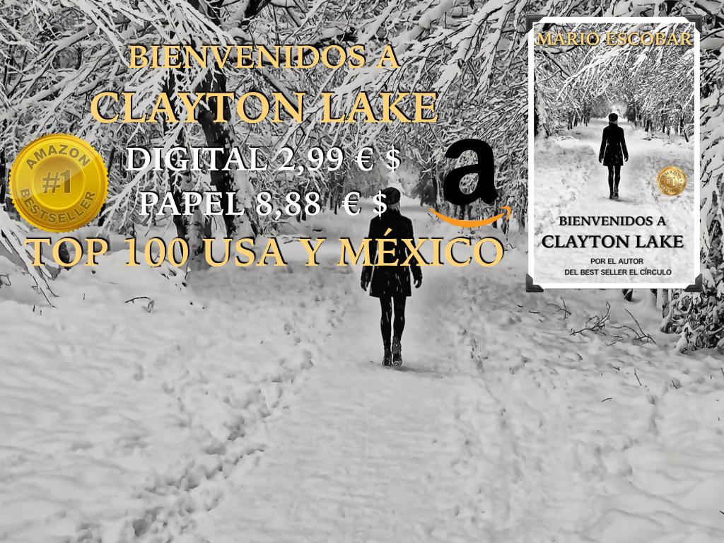 Bienvenidos a Clayton Lake ya a la venta